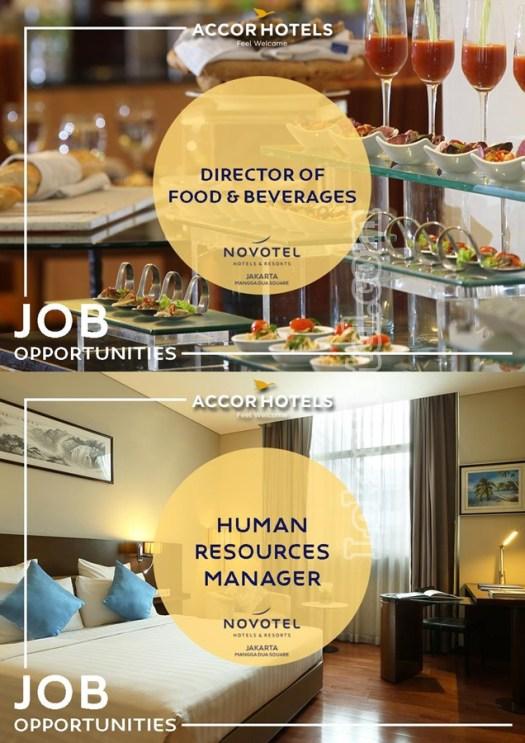 Job Vacancy Novotel Ibis Styles Jakarta Mangga Dua Square