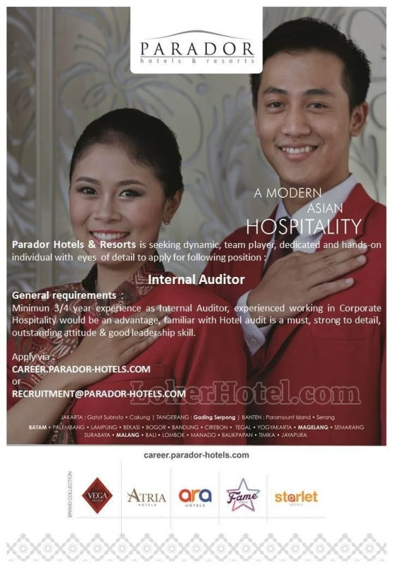 Corporate Parador Hotels & Resorts