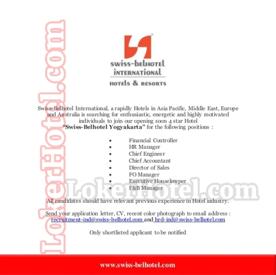 Hotel Tentrem Yogyakarta Closed: Swiss-Belhotel Yogyakarta [CLOSED]