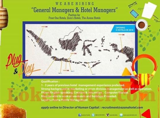 Azana Hotel Management