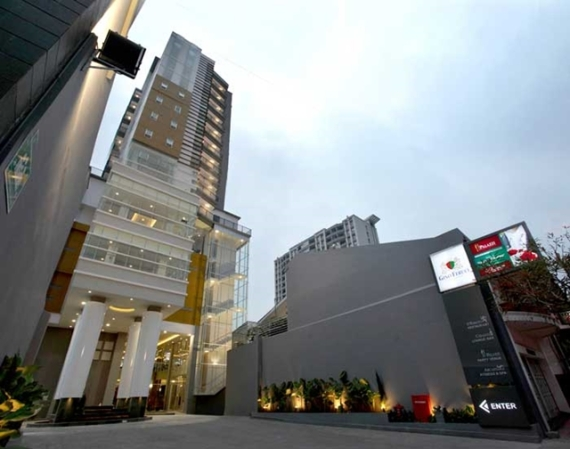 Gino Feruci Hotel Braga Bandung