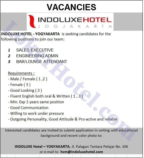 Hotel Tentrem Yogyakarta Closed: Indoluxe Hotel Yogyakarta [CLOSED]