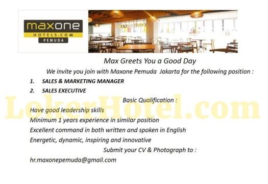 Maxone Hotels Pemuda Jakarta