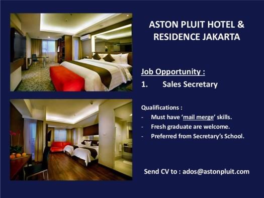 Aston Pluit Hotel & Residence Jakarta / Ronie Pribadi