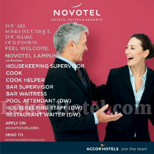 Novotel Lampung // Hardian Subhari