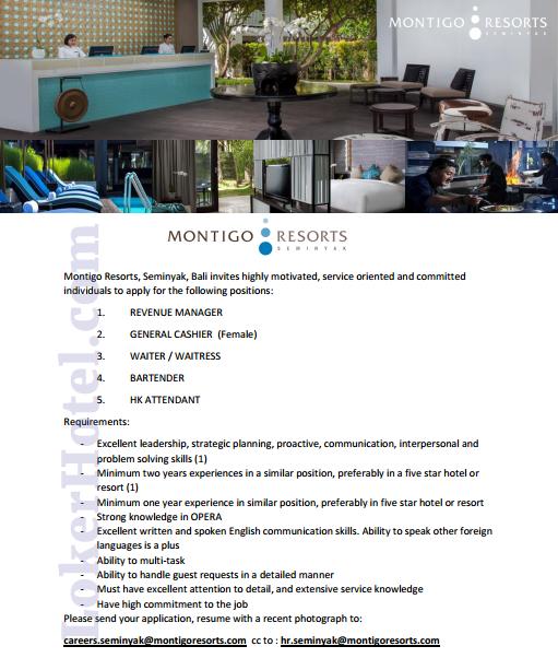 Montigo Resort Seminyak // I Made Ganis Santika