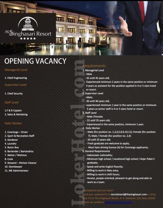 The Singhasari Resort Batu Malang // Amelia Maria Mangkung