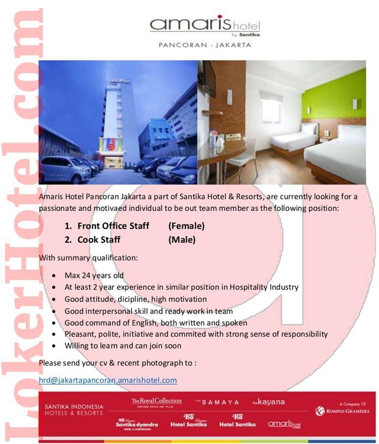 Expired Amaris Hotel Pancoran Jakarta Lokerhotel Com