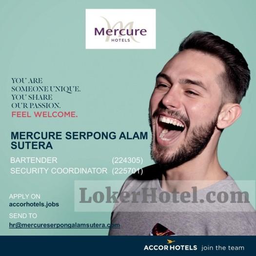 Mercure Serpong Alam Sutera // Christin Panjaitan