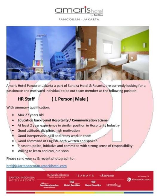 Amaris Hotel Pancoran Jakarta