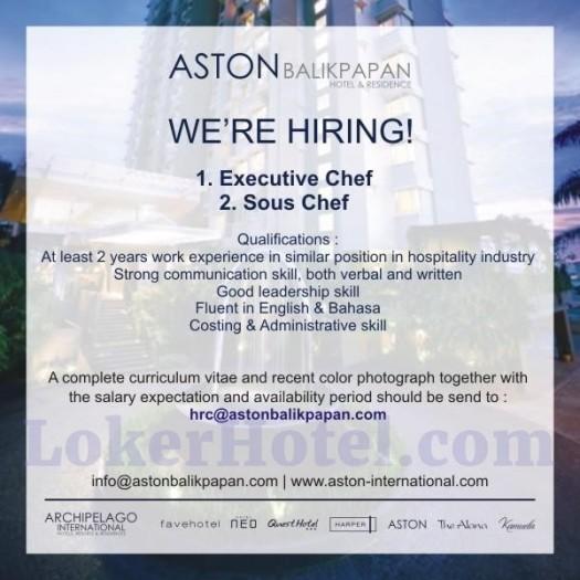 Aston Balikpapan Hotel & Residence // Lily Azmi