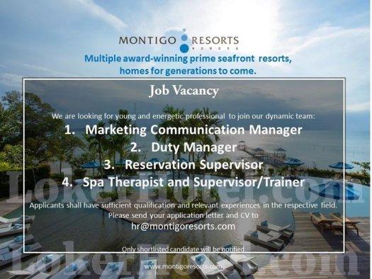 Montigo Resorts Nongsa Batam // Ni Nyoman Wiranti
