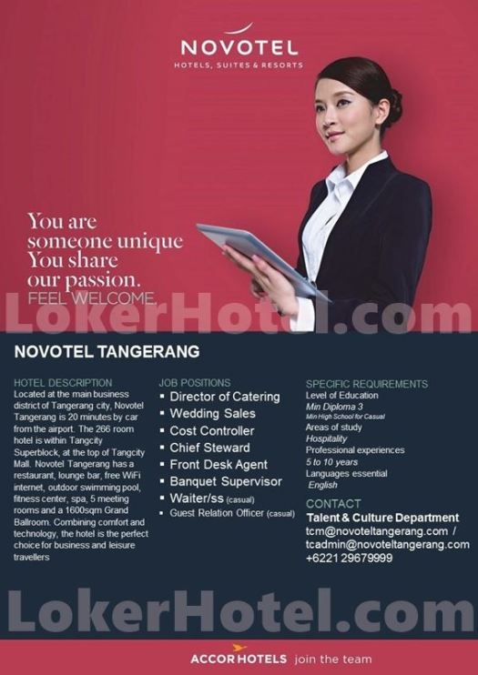 Novotel Tangerang