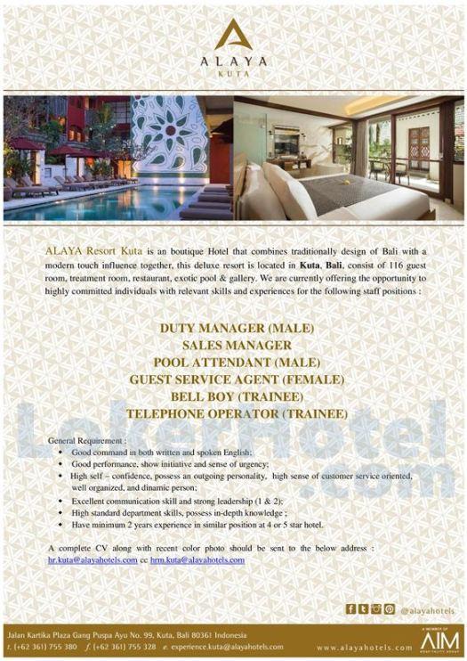 ALAYA Resort Kuta