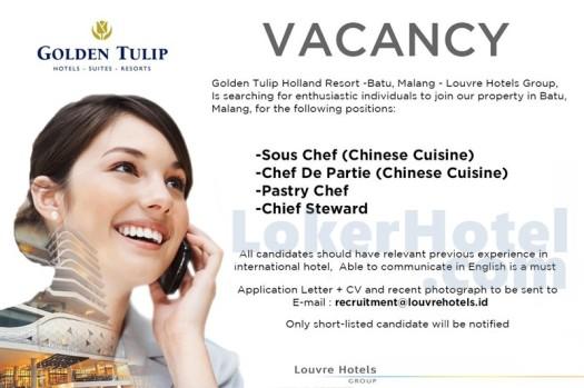 Golden Tulip Holland Resort Batu Malang