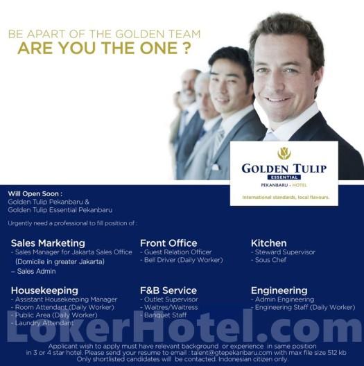Golden Tulip Pekanbaru & Golden Tulip Essential Pekanbaru