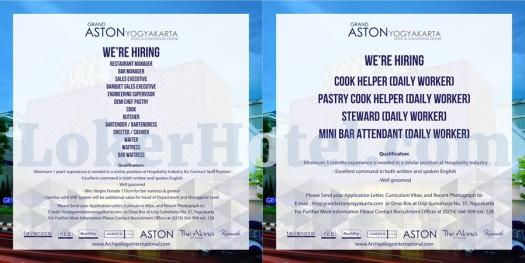 Grand Aston Hotel Yogyakarta