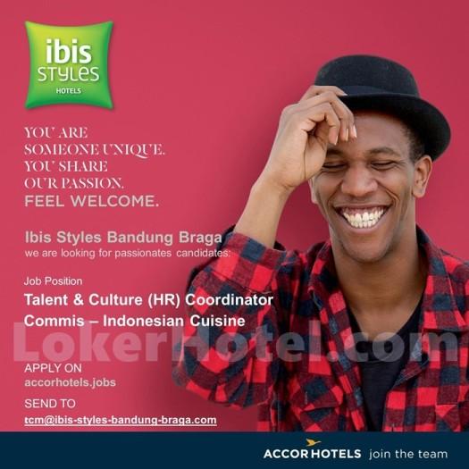 ibis Styles Bandung Braga / Ruth Seftiani