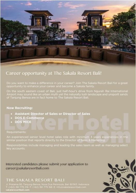 The Sakala Resort Bali / Indra Asmara