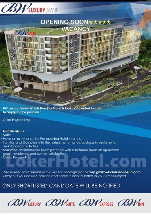 BW Luxury Jambi / Muhammad Haris Wijaya