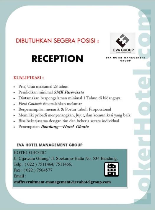 Hotel Ghotic Bandung
