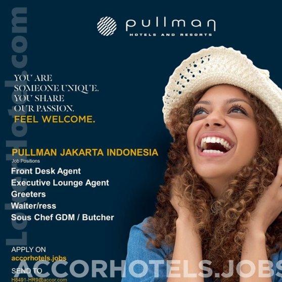 Pullman Jakarta / Marina Yunita Fitri