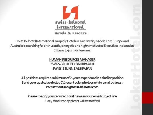 Swiss-Belhotel & Swiss-Belinn Balikpapan