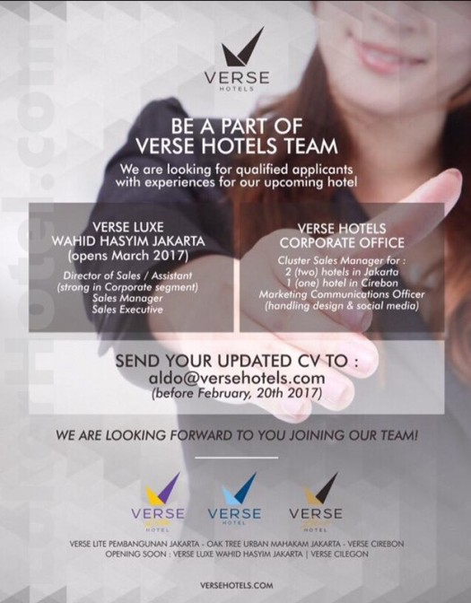 Verse Hotels — Corporate Office
