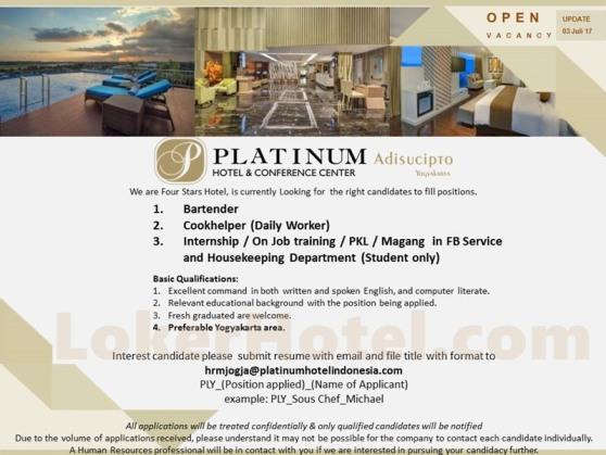 Platinum Adisucipto Hotel Yogyakarta