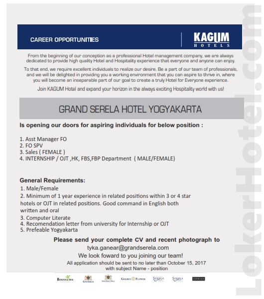 Grand Serela Yogyakarta Hotel