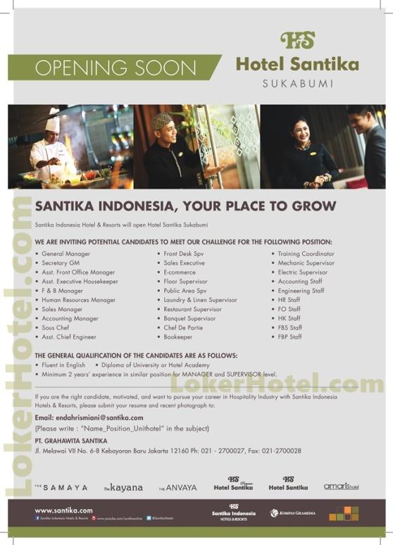 Hotel Santika Sukabumi Lokerhotel Com