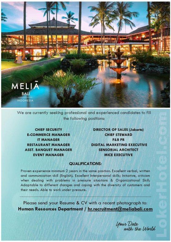 Meliã Bali