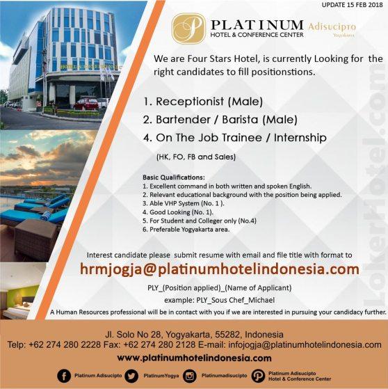 Platinum Adisucipto Yogyakarta