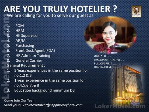 Sapphire Sky Hotel Tangerang