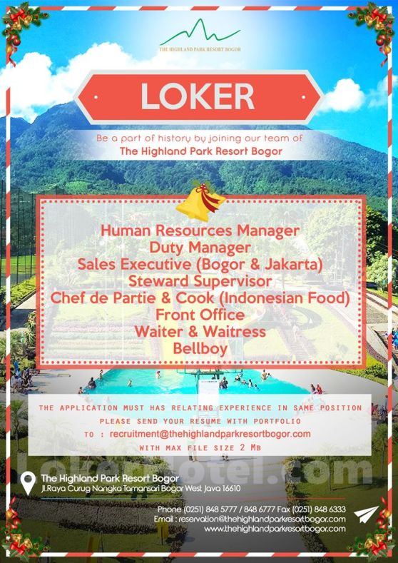 The Highland Park Resort Hotel Bogor