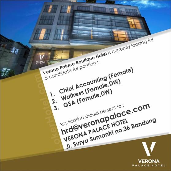 Verona Palace Hotel Bandung