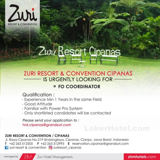 Zuri Resort & Convention Cipanas