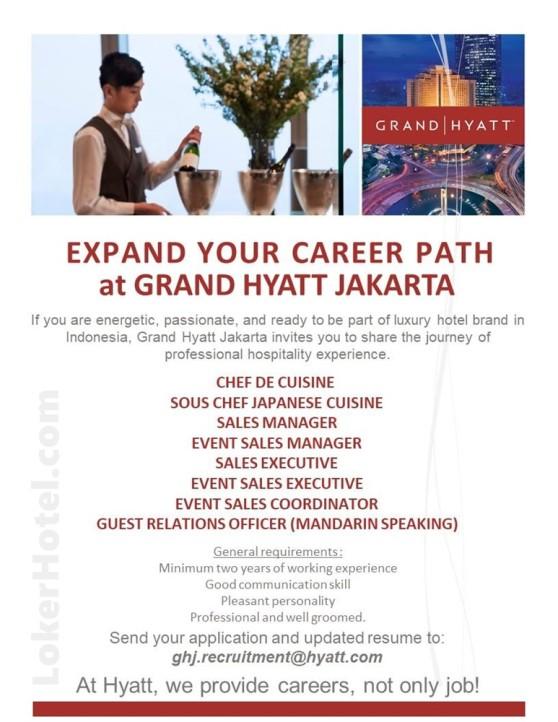 Grand Hyatt Jakarta / Lisna Lisnawati
