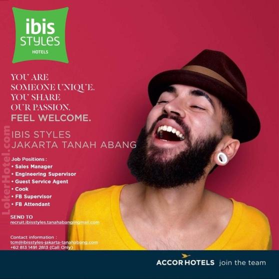 ibis Styles Jakarta Tanah Abang