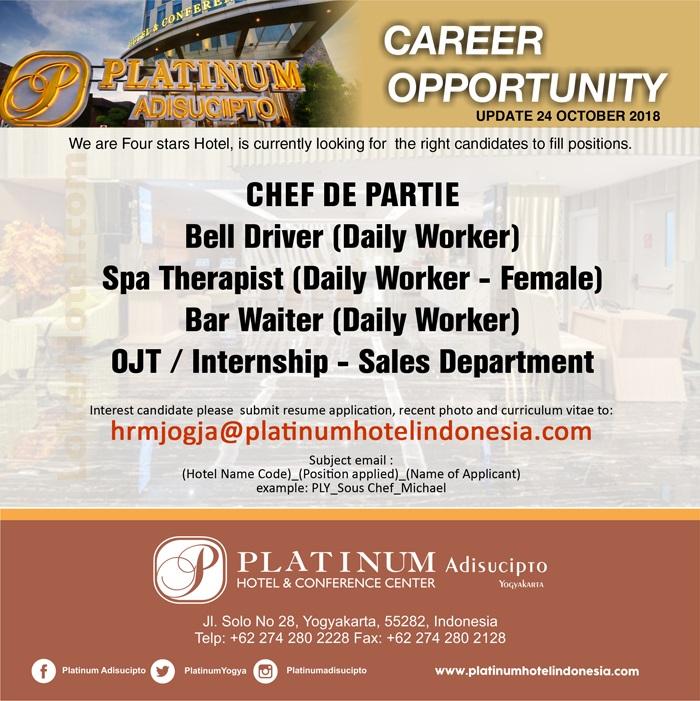 Hotel Tentrem Yogyakarta Closed: Platinum Adisucipto Yogyakarta Hotel & Conference Center
