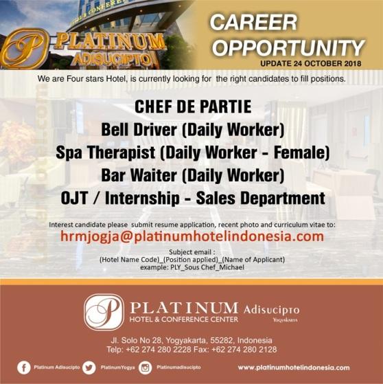 Platinum Adisucipto Yogyakarta Hotel & Conference Center