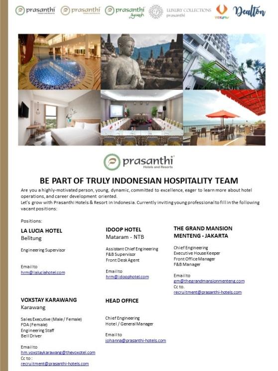 Prasanthi Hotels & Resorts