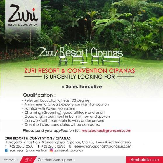 Zuri Resort & Convention Cipanas