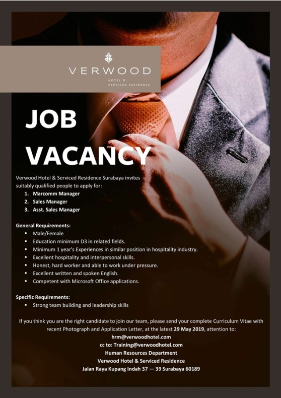 Verwood Hotel Surabaya and Service Residence