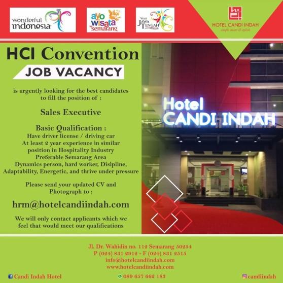 HCI Convention Semarang