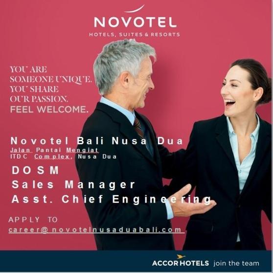 Novotel Nusa Dua Bali