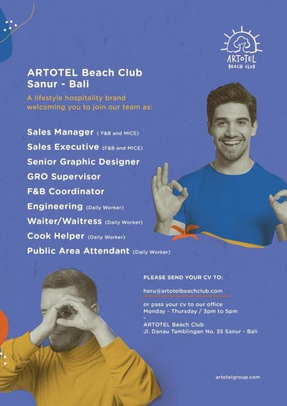 ARTOTEL Beach Club Sanur Bali
