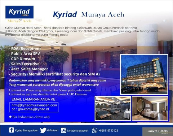 Kyriad Muraya Aceh